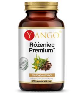 YANGO Różaniec Premium 100 kapsułek
