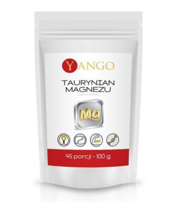 YANGO Taurynian Magnezu 100g