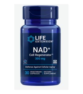 Life Extension NAD+ Cell Regenerator 300mg 30vcaps