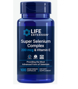 Life Extension Super Selenium Complex 200mg 100kap