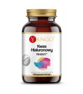 YANGO Kwas Hialuronowy Pro-Beauty™ 90 kapsułek