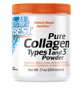 Doctor's Best Pure Collagen Kolagen typu I i III 200g