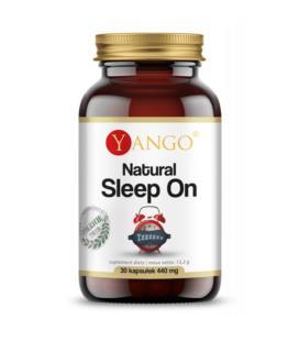 YANGO Natural Sleep On 30 kapsułek