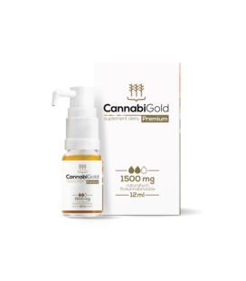 CannabiGold Premium 1500mg 12ml