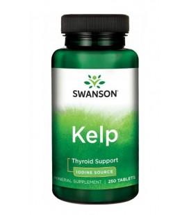 Swanson Kelp 225mcg 250 tabletek