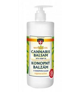 PALACIO Cannabis Balsam 8% Bio Oil Regenerujący 500ml