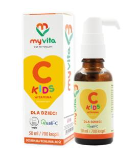 MyVita Witamina C Kids Dla Dzieci 50 ml