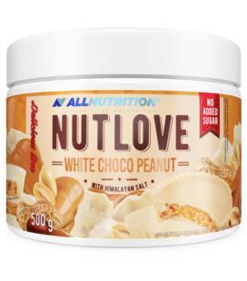 ALLNUTRITION Nutlove 500g - White Choco Peanut