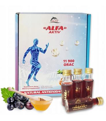 Alfa Aktiv 30x20ml - Opakowanie