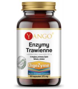 YANGO Enzymy Trawienne 60 kapsułek