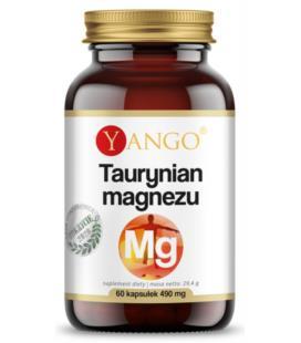 YANGO Taurynian Magnezu 60 kapsułek