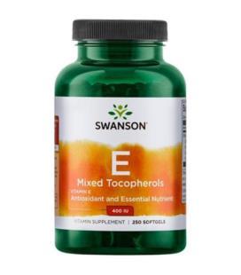 Swanson Vitamin E Mixed 400IU 250softgels