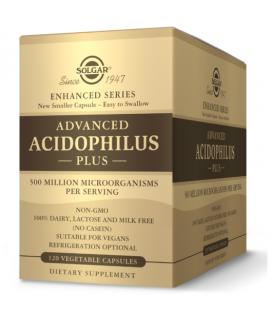 Solgar Advanced Acidophilus Plus 120VCaps