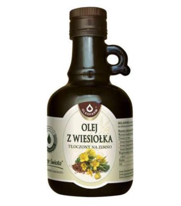 Oleofarm Olej z Wiesiołka 250ml