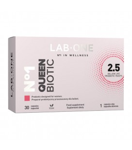 Lab One Queen Biotic 30 kapsułek