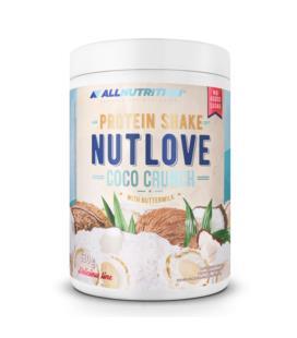 ALLNUTRITION NUTLOVE PROTEIN SHAKE 630g Coco Crunch