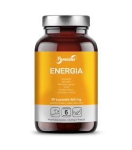 Panaseus Energia 50 kapsułek