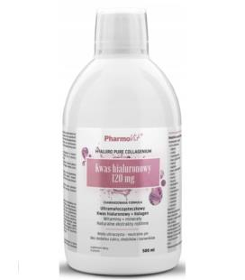 Pharmovit Kwas Hialuronowy 120 mg 500ml