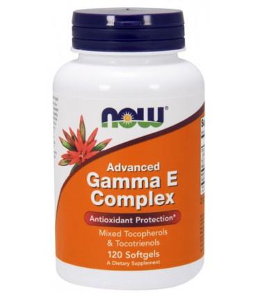 NOW ADVANCED GAMMA E COMPLEX 120 SGELS