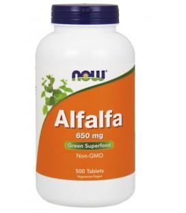 NOW FOODS ALFALFA 10 GRAIN 500 TABS