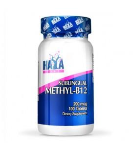 Haya Labs Metyl Witaminy B-12 200mcg 100tabl