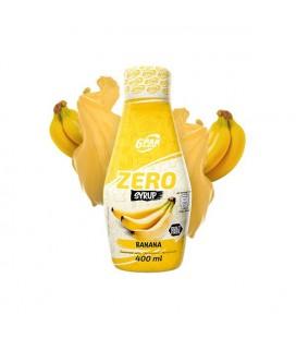 6PAK Nutrition Syrop ZERO BANAN 400ml