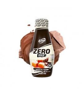 6PAK Nutrition Syrop ZERO CZEKOLADA-KARMEL 400ml