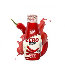 6PAK Nutrition Sos ZERO HOT CHILI 400ml
