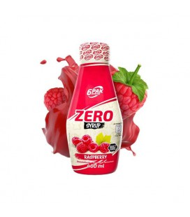 6PAK Nutrition Syrop ZERO MALINA 400ml