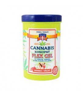 PALACIO Cannabis Flex Gel Rozgrzewający 380ml