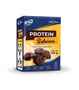 6PAK Nutrition Protein Delicious 120g