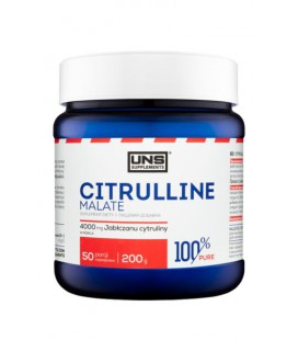 UNS CITRULLINE MALATE PURE 200g