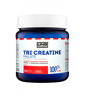 UNS TRI CREATINE MALATE PURE 200g