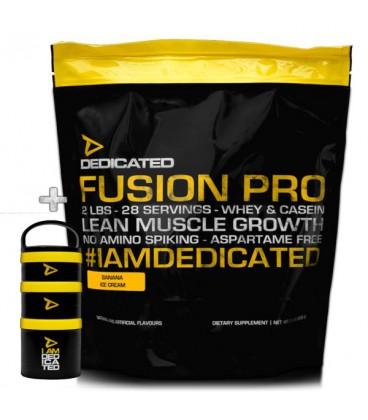 Dedicated Fusion Pro 900g + Pojemnik na proszki GRATIS !