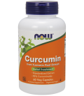 NOW CURCUMIN EXTRACT 95% 665mg 60vcaps