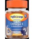 Haliborange Teens Omega-3 Softies 30 gummies