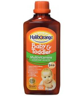 Haliborange Baby & Toddler Liquid 250ml
