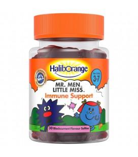 Haliborange Mr Men Vitamin C Softies 30gummies
