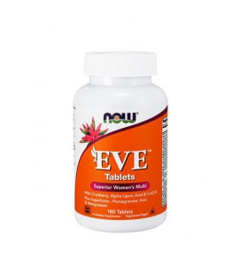 NOW EVE WOMAN'S MULTI 180 tabs