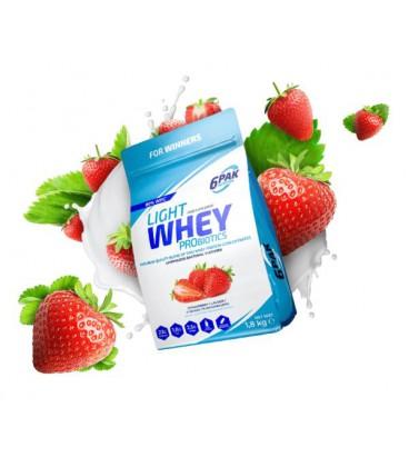 6PAK Light Whey Probiotics 1800g