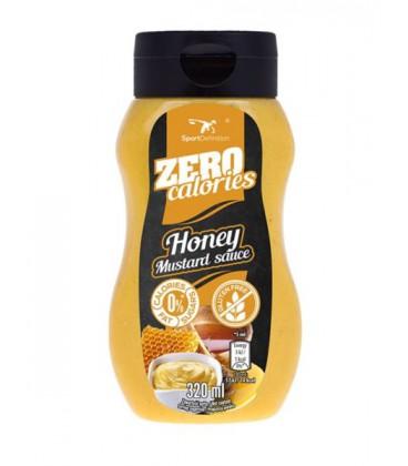 Sport Def. Sauce ZERO 320ml Miodowo Musztardowy