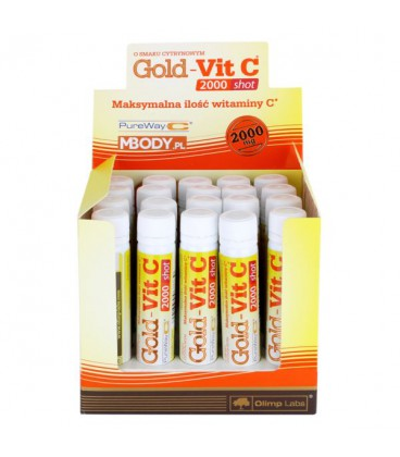 Olimp Gold Vit C 2000 shot 25ml