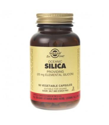 Solgar Krzem oceaniczny 25 mg 50caps
