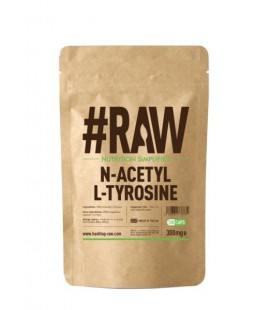 RAW N-Acetyl-L-Tyrosine 300mg 120caps
