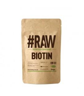 RAW Biotin - 10mg 120caps