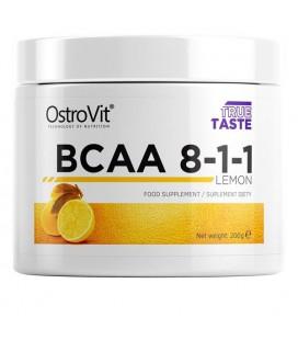 Ostrovit BCAA 8-1-1 200g
