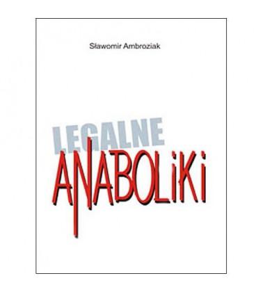 """Książka \\""""Legalne Anaboliki\\"""" Sławomir Ambroziak"""