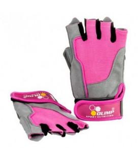Olimp Rękawice treningowe fitness one pink