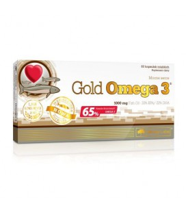Olimp Gold Omega 3 65% 60kap