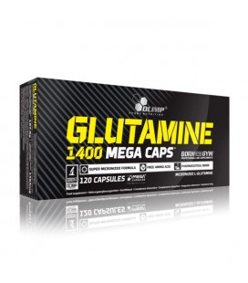 Olimp L-Glutamina Mega Caps - 120kap